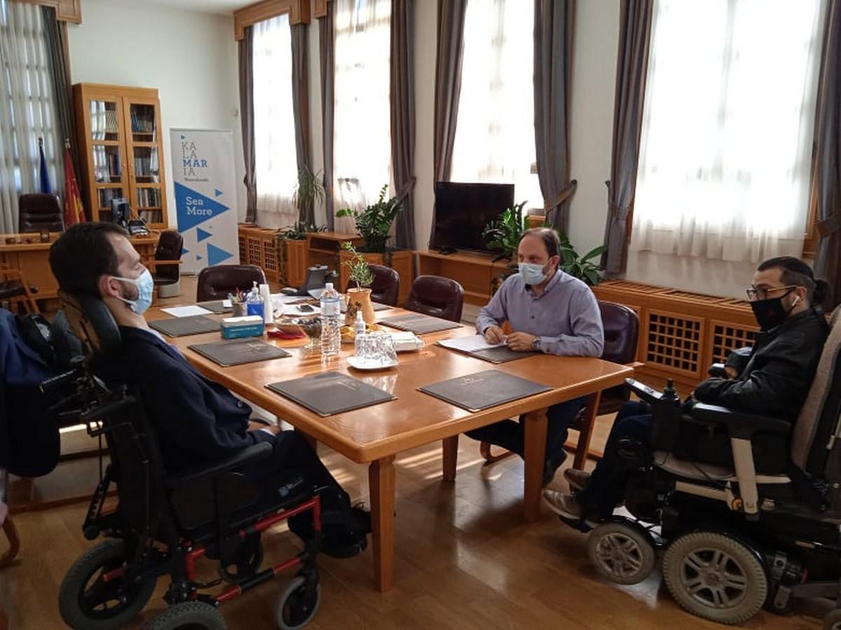 Γ. Δαρδαμανέλλης: Συνάντηση με τον Στέλιο Κυμπουρόπουλο – Συζήτησαν θέματα βιώσιμης αστικής κινητικότητας