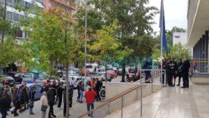 Θεσσαλονίκη: Αναβολή για τον Μάρτιο στην δίκη των αντεξουσιαστών