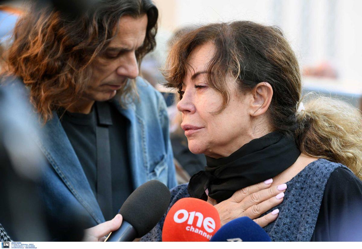 Ελένη Δήμου για κορωνοϊό: Φοβήθηκα στο νοσοκομείο – Έκλαψα πολύ