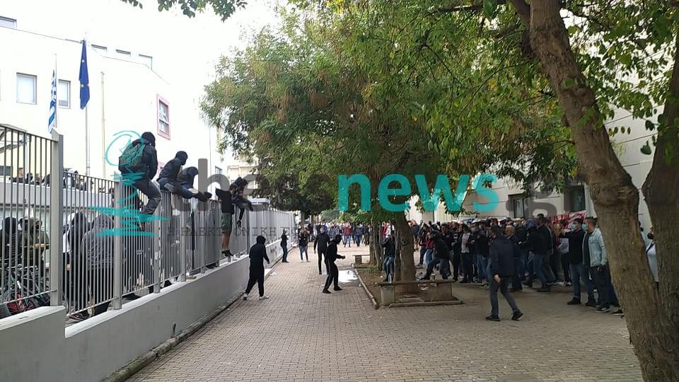 ΕΛΜΕ Θεσσαλονίκης: Τους άφησαν δυο μέρες να αλωνίζουν ανενόχλητοι (BINTEO)