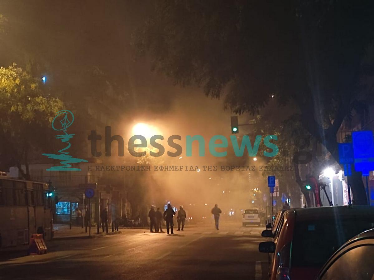 Θεσσαλονίκη: Αφέθηκαν ελεύθεροι οι εννέα προσαχθέντες για τα επεισόδια στο Τουρκικό Προξενείο