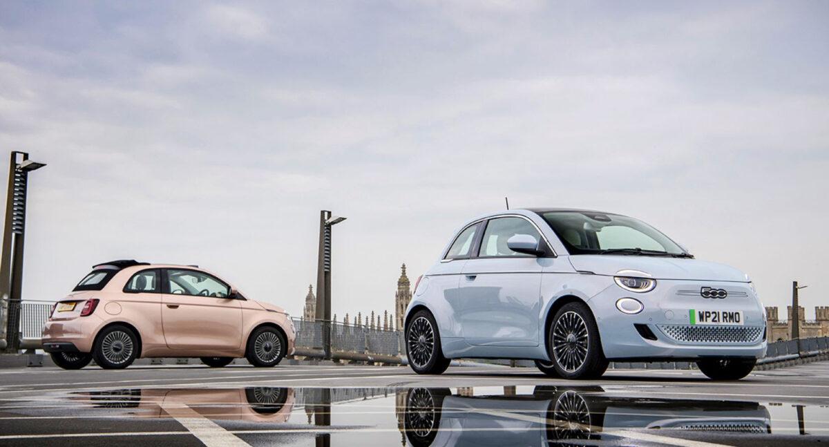 «Small Car of the Year» τo νέο ηλεκτρικό FIAT 500