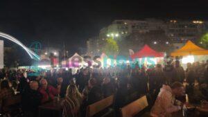 Πλήθος κόσμου στο Street Food Festival στη Θεσσαλονίκη (ΦΩΤΟ – VIDEO)