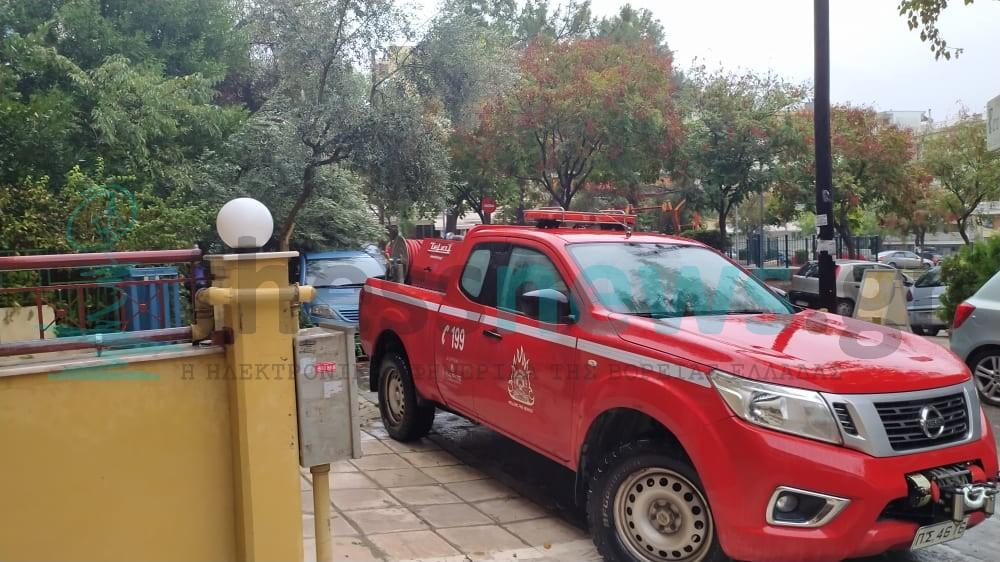 Θεσσαλονίκη: Φωτιά σε διαμέρισμα στη Τούμπα – Το… τηγάνι έκανε τη ζημιά
