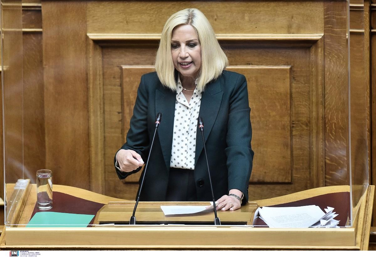 Δήμος Αθηναίων: Τιμής ένεκεν και με δημοτική δαπάνη η κηδεία της Γεννηματά