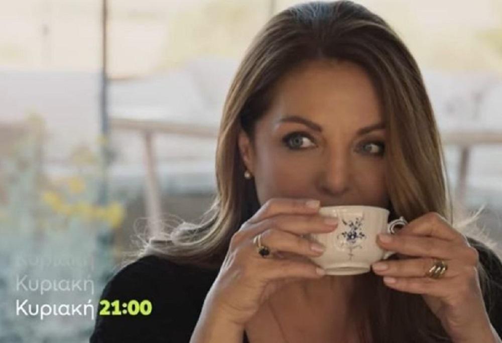 Άντζελα Γκερέκου: Τραγουδά Τόλη Βοσκόπουλο δυόμισι μήνες μετά το θάνατό του στα γυρίσματα της «Γης της Ελιάς»