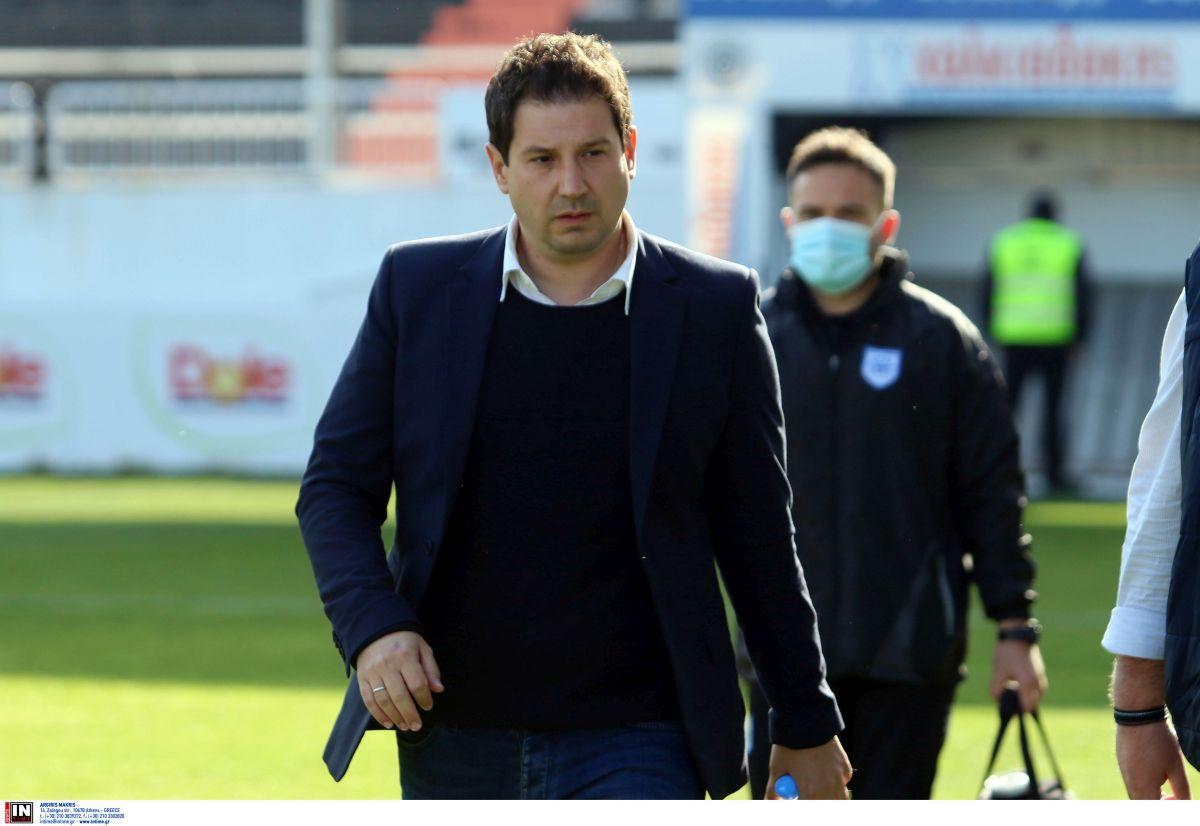 Οριστική συμφωνία ΑΕΚ με Γιαννίκη – Απομένουν οι ανακοινώσεις