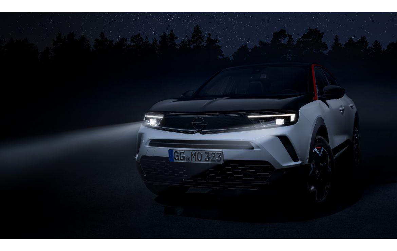Μην φοβάστε το Σκοτάδι: Προβολείς Intelli-Lux LED® από την Opel