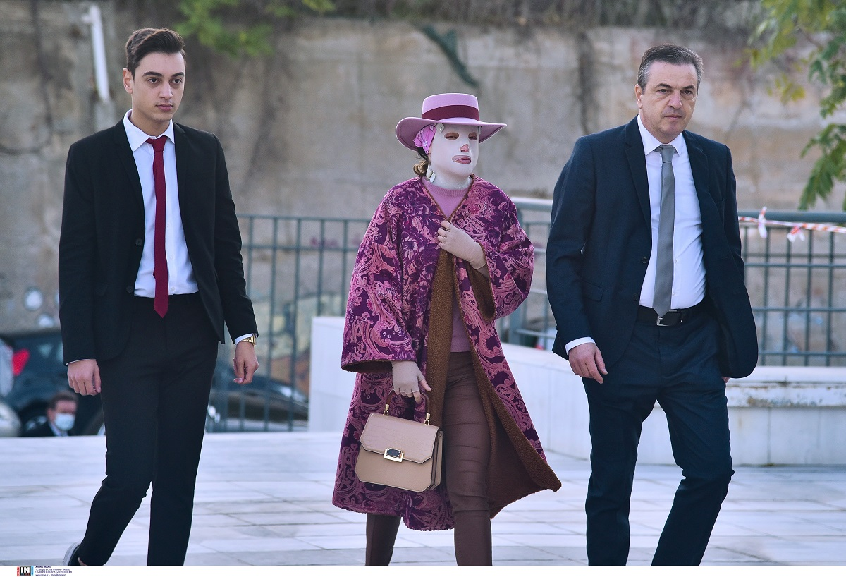 Ιωάννα Παλιοσπύρου: Είμαι δυνατή – Ευχαριστώ την ελληνική δικαιοσύνη (VIDEO)