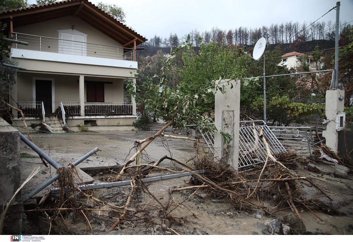 Κακοκαιρία «Αθηνά»: Καταστροφές σε Β. Εύβοια και Πήλιο – Έκτακτη χρηματοδότηση 20 εκατ. ευρώ από την κυβέρνηση