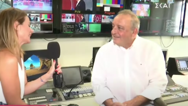 """Δ. Καμπουράκης: """"Έχω φοβηθεί για την σωματική μου ακεραιότητα"""" (VIDEO)"""