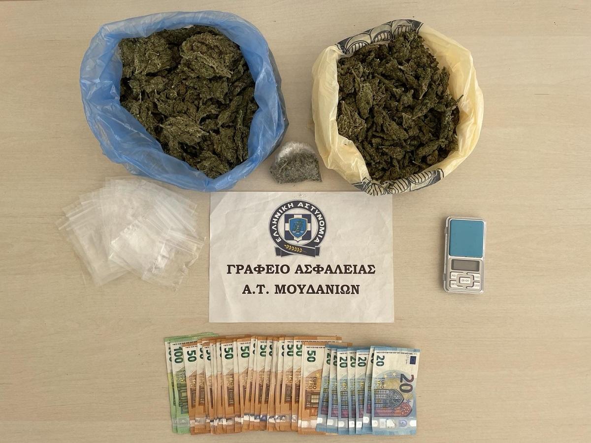 Θεσσαλονίκη: 21χρονη έκρυβε στο σπίτι της πάνω από 600 γραμμάρια κάνναβης