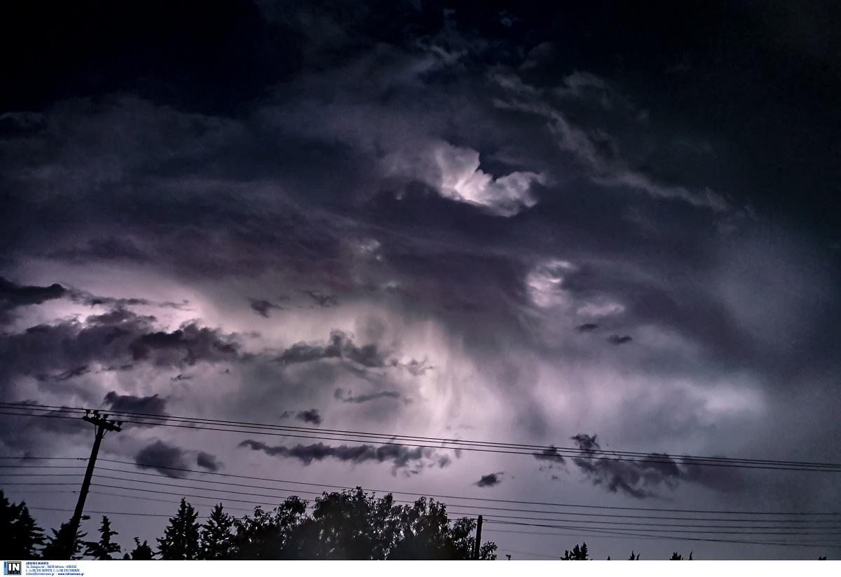 Κακοκαιρία: Νέο έκτακτο δελτίο – Από την «Αθηνά» περνάμε στον «Μπάλλο»
