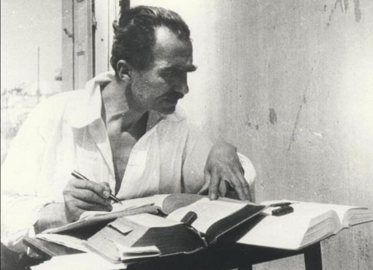 Αναφορά στον Νίκο Καζαντζάκη: Ο αιώνιος αναζητητής και στοχαστής