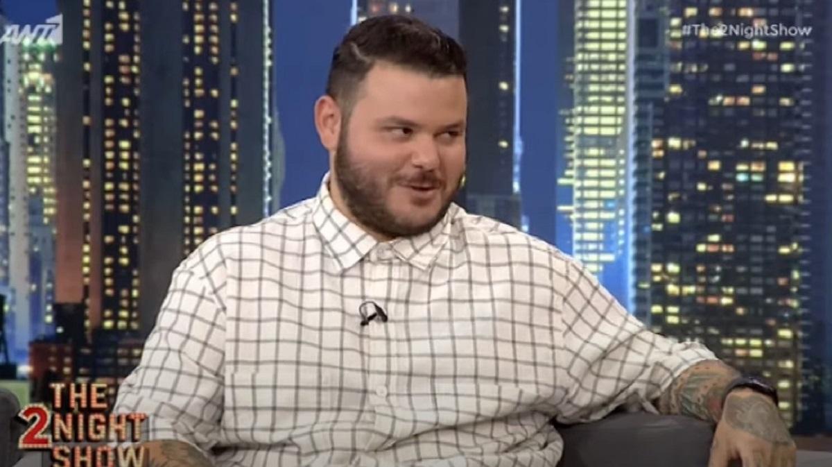 Άνταμ Κοντοβάς: «Πριν ασχοληθώ με τη μαγειρική, ήμουν πωλητής παπουτσιών στο Μοναστηράκι» (VIDEO)