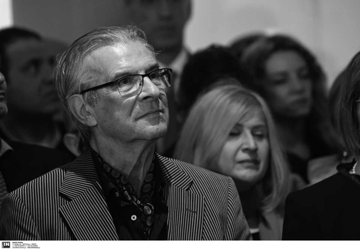 Σήμερα η πολιτική κηδεία του Τάσου Κουράκη – Αποτέφρωση στη Ριτσώνα