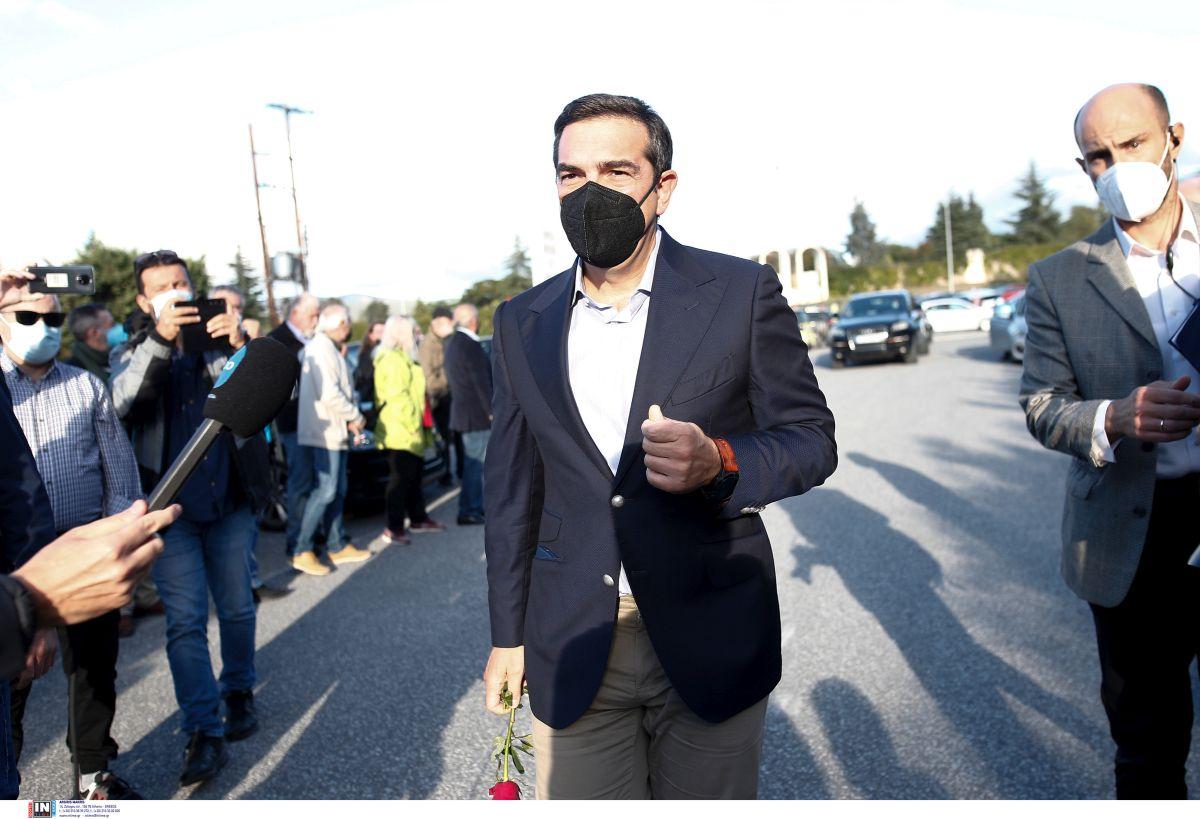 Τάσος Κουράκης: Παρουσία Αλέξη Τσίπρα η πολιτική του κηδεία στην Θεσσαλονίκη