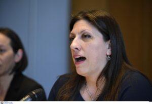 Ζώη Κωνσταντοπούλου: «Η κ. Μέρκελ δεν έχει καμία δουλειά να βρίσκεται στην Ελλάδα σήμερα»