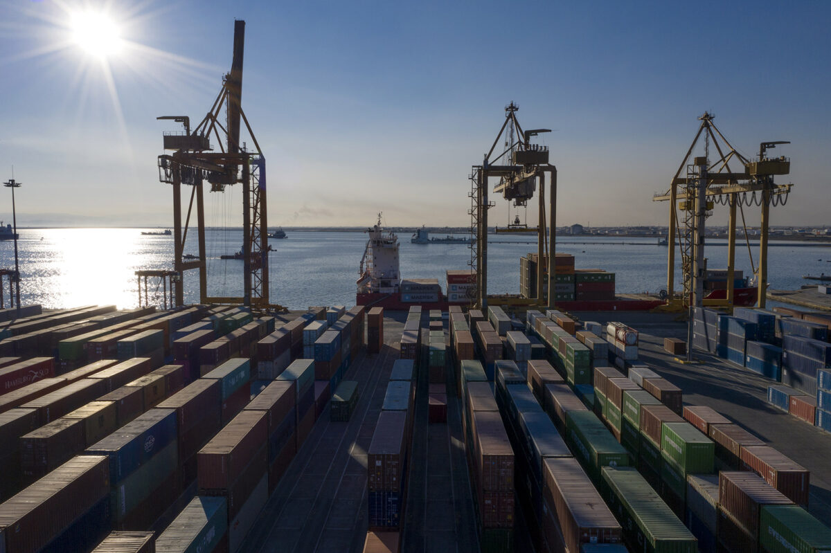 ΟΛΘ – Amazon Web Services :Για  την προώθηση της καινοτομίας στο Λιμάνι της Θεσσαλονίκης