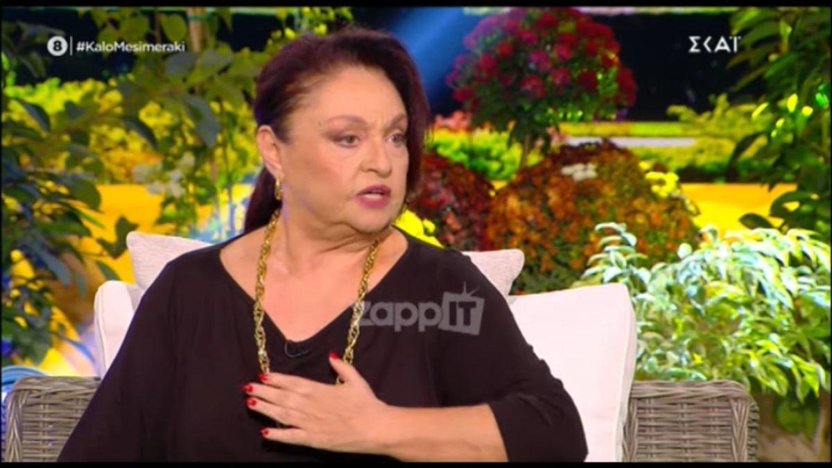 """Μίρκα Παπακωνσταντίνου: Η ατάκα που """"τρέλανε"""" την Ελένη Μενεγάκη (VIDEO)"""