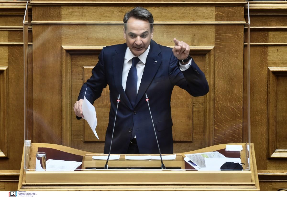 """Κ.Μητσοτάκης: """"Πρώτο μου μέλημα να θωρακίσω τη χώρα"""""""