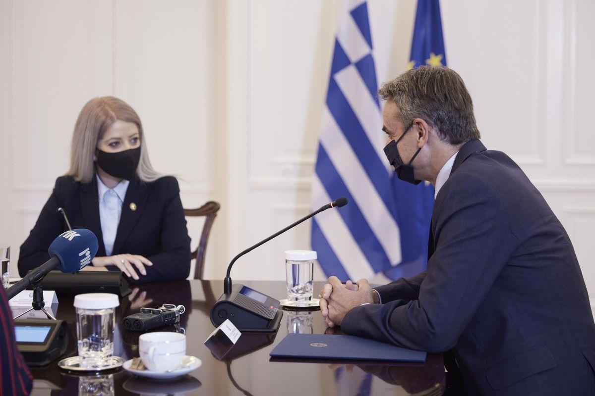(Γ.Τ. Πρωθυπουργού/ Δημήτρης Παπαμήτσος)