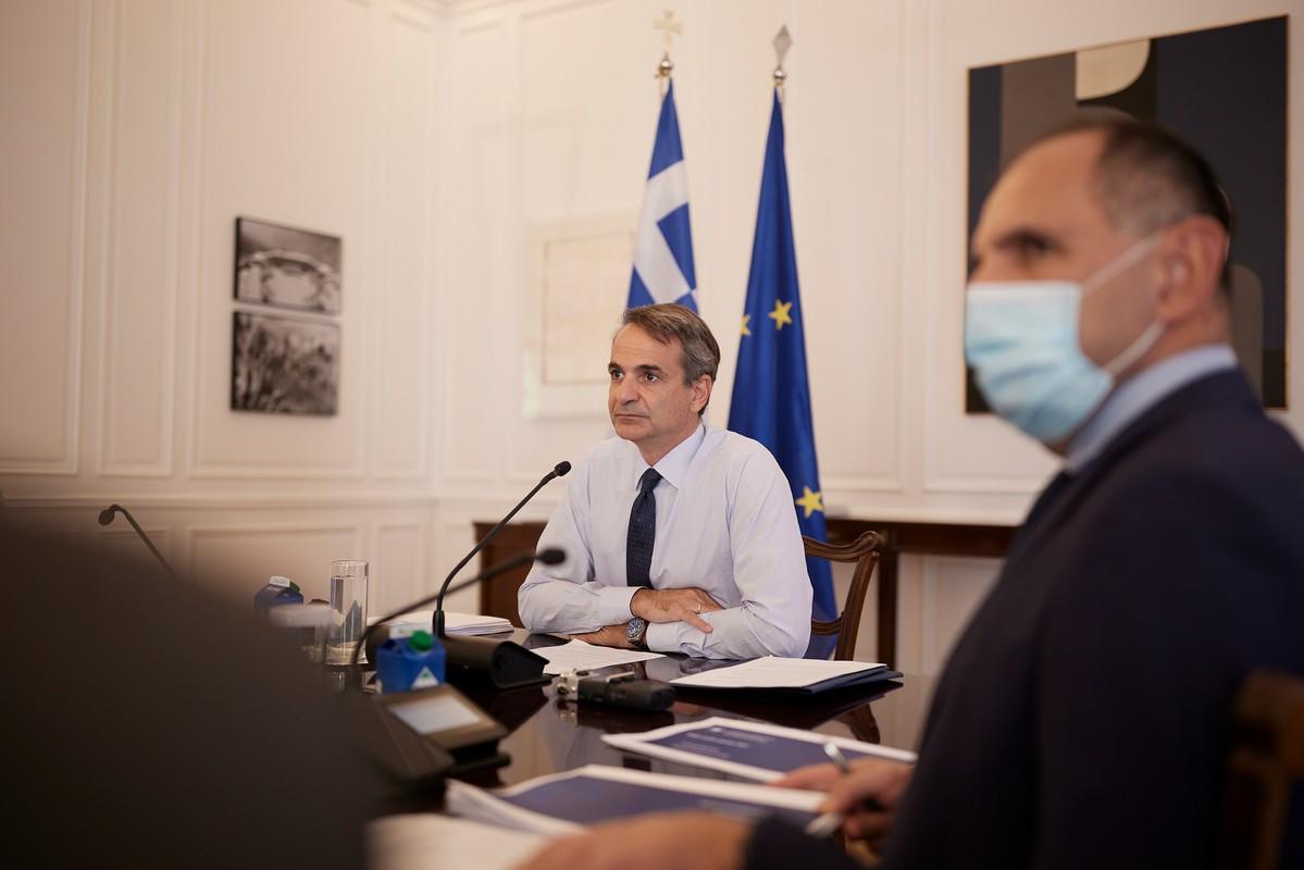 Μητσοτάκης: «Χωρίς προηγούμενο για τα εθνικά συμφέροντα της χώρας η συμφωνία με Γαλλία»