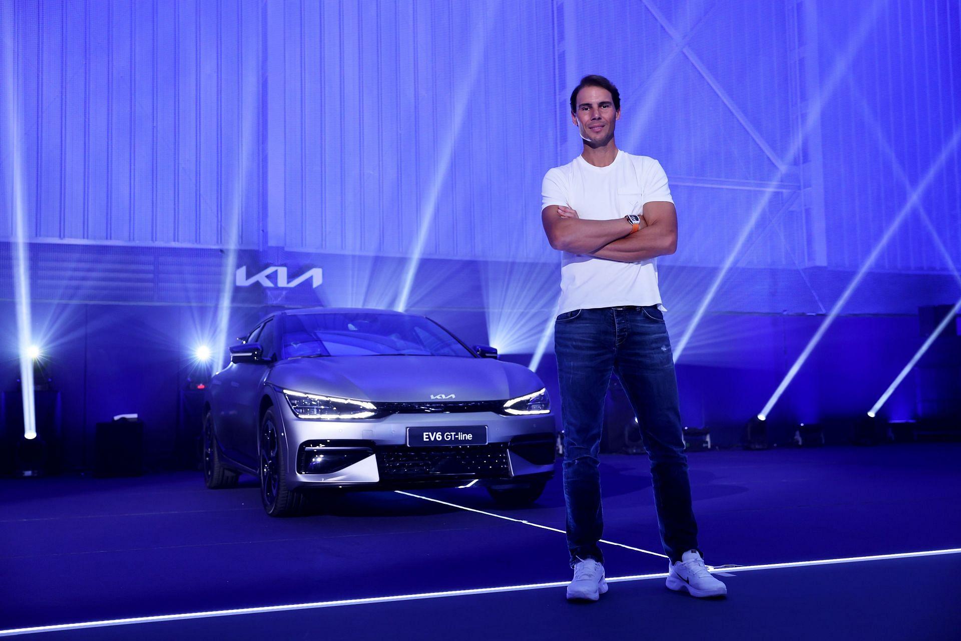 Τι αυτοκίνητο οδηγεί ο Rafael Nadal;