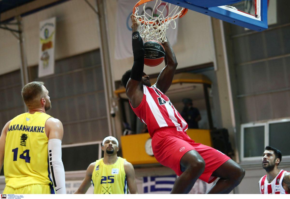 Basket League: «Πάρτι» Ολυμπιακού στο Λαύριο – Αποτελέσματα και βαθμολογία 2ης αγωνιστικής