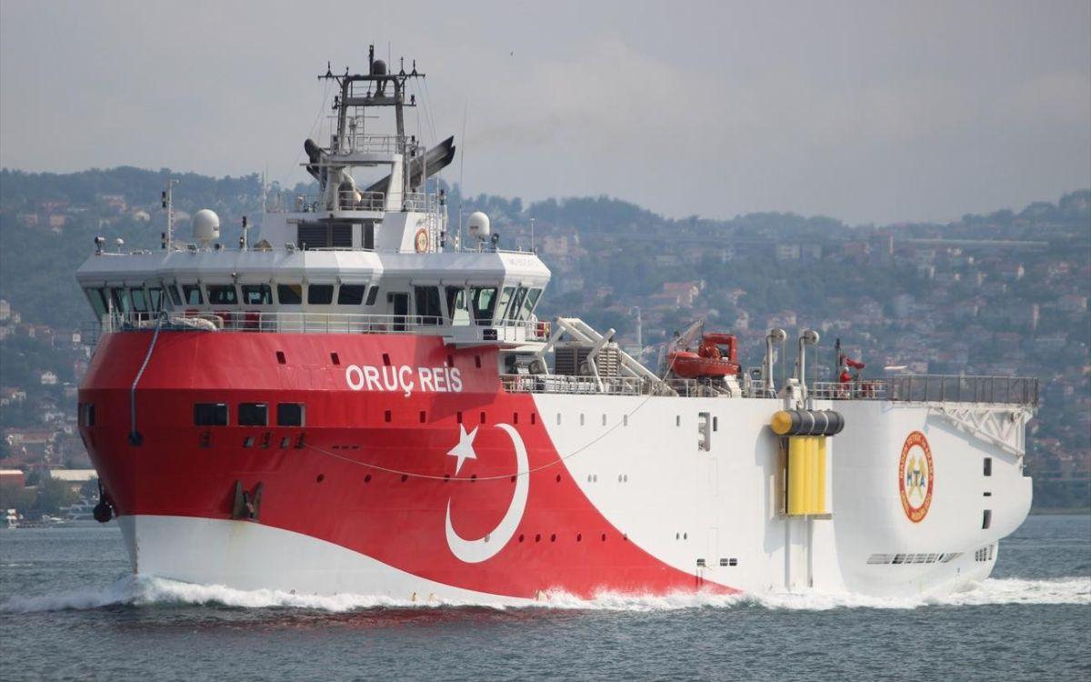 Προκαλεί εκ νέου η Τουρκία: Ξανά στην Μεσόγειο το Oruc Reis