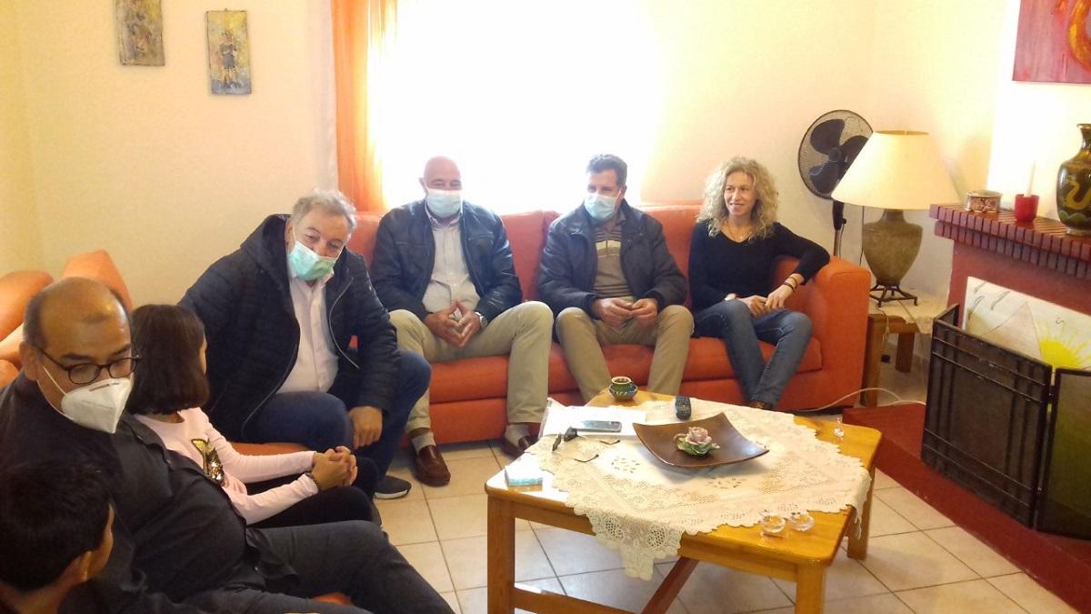 «Ανάδοχος» του Παιδικού Χωριού SOS στο Πλαγιάρι ο Δήμος Θέρμης