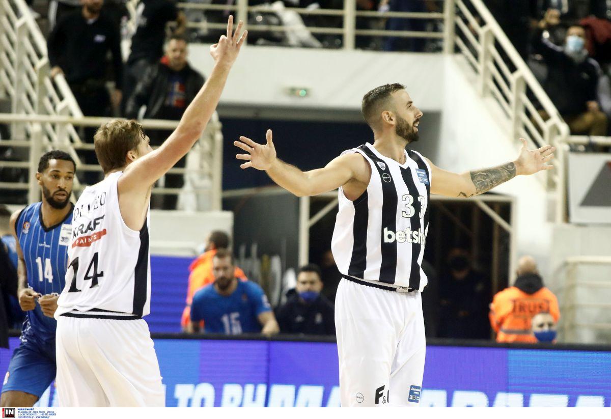 Stoiximan Basket League: Οι διαιτητές για τις αναμετρήσεις της 4ης αγωνιστικής – Ρεπό ο ΠΑΟΚ