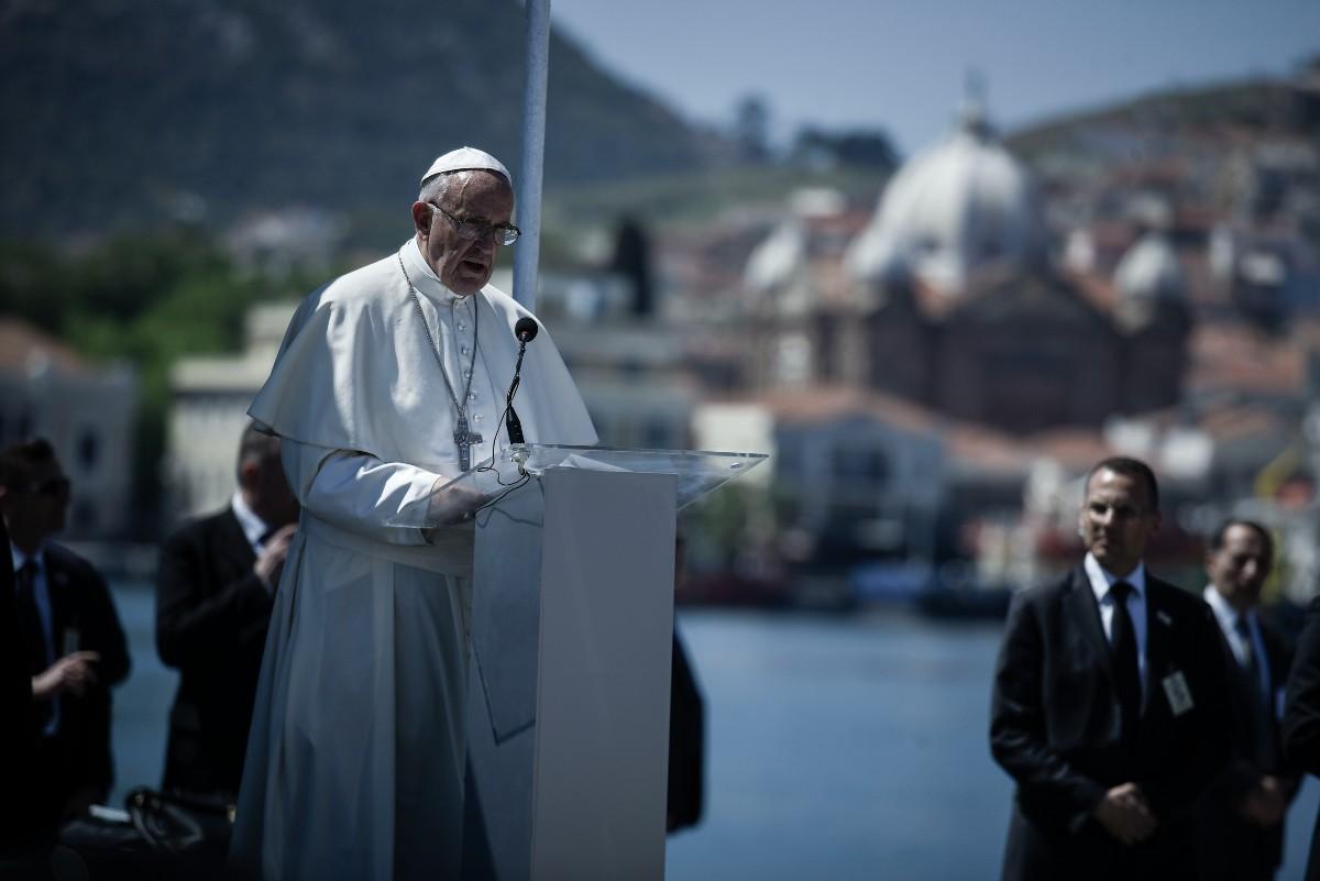 Στην Ελλάδα ο Πάπας Φραγκίσκος στις 4 Δεκεμβρίου