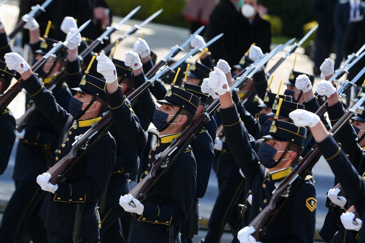 Την Πέμπτη η δοκιμαστική στρατιωτική παρέλαση στην Ε.Ο. Θεσσαλονίκης – Μουδανιών