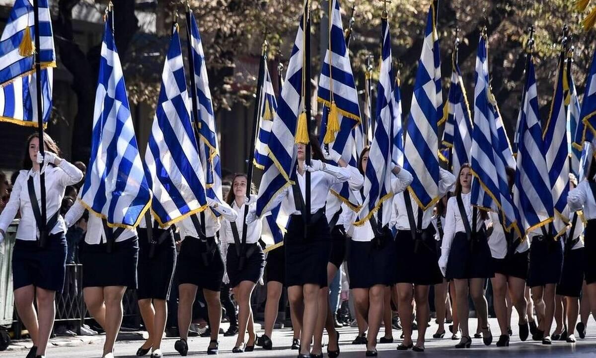Σέρρες: Mόνο με σημαιοφόρους και παραστάτες οι παρελάσεις των σχολείων