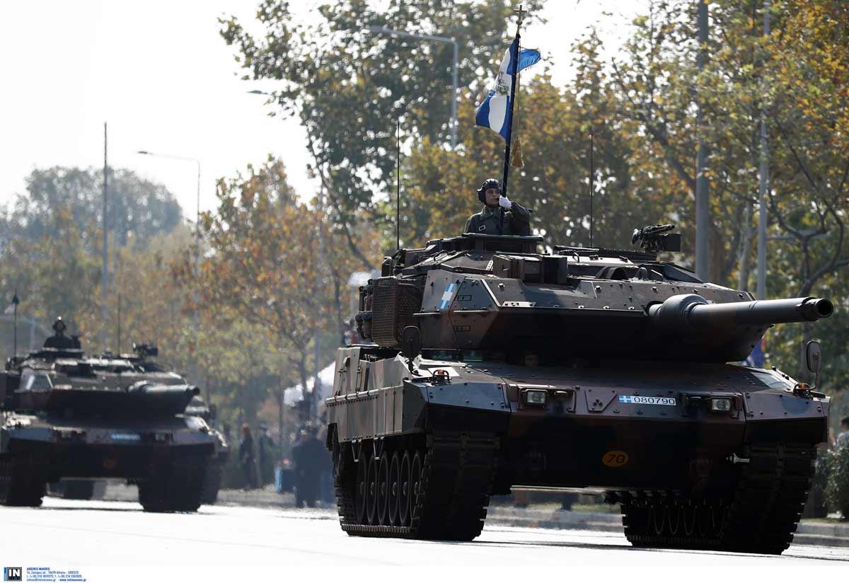 Θεσσαλονίκη: Σήμερα η στρατιωτική παρέλαση – Όλες οι κυκλοφοριακές ρυθμίσεις
