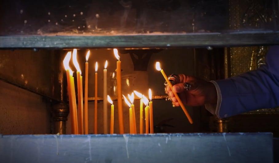 Πειρατολόγιο: Ο Ναός του Αγίου Δημητρίου (video)