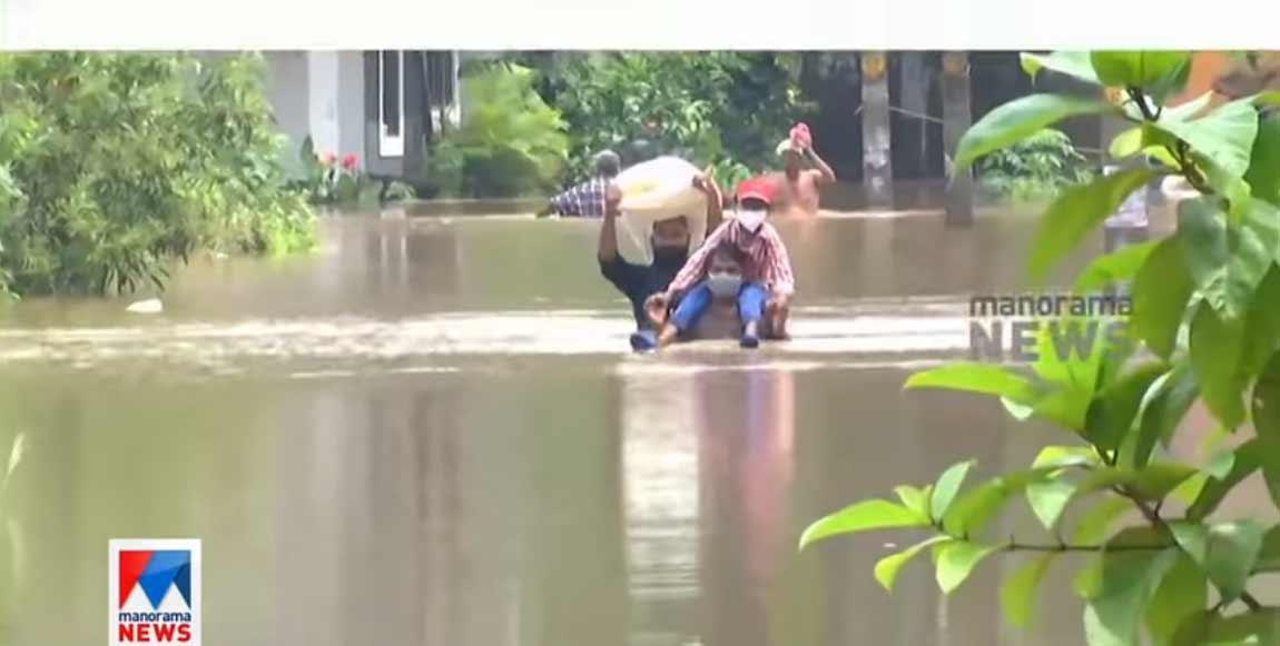 Τουλάχιστον 25 νεκροί και ανυπολόγιστες καταστροφές από τις καταρρακτώδεις βροχές στην Ινδία