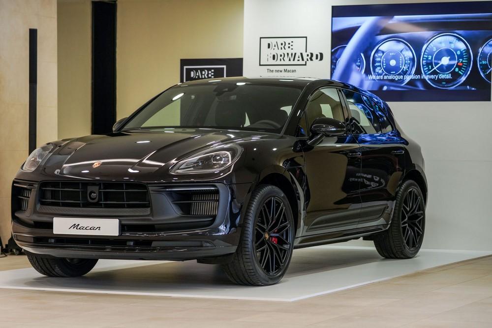 Η ΜΟΤΟΔΥΝΑΜΙΚΗ και η Porsche Hellas παρουσίασαν τη νέα Macan