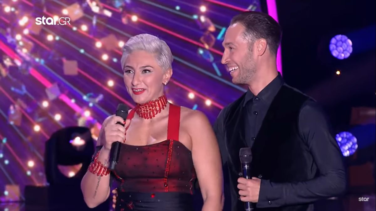 DWTS: Η tiktoker Ρεγγίνα Μακέδου καθηλώνει με τη μάχη της με τον καρκίνο (VIDEO)