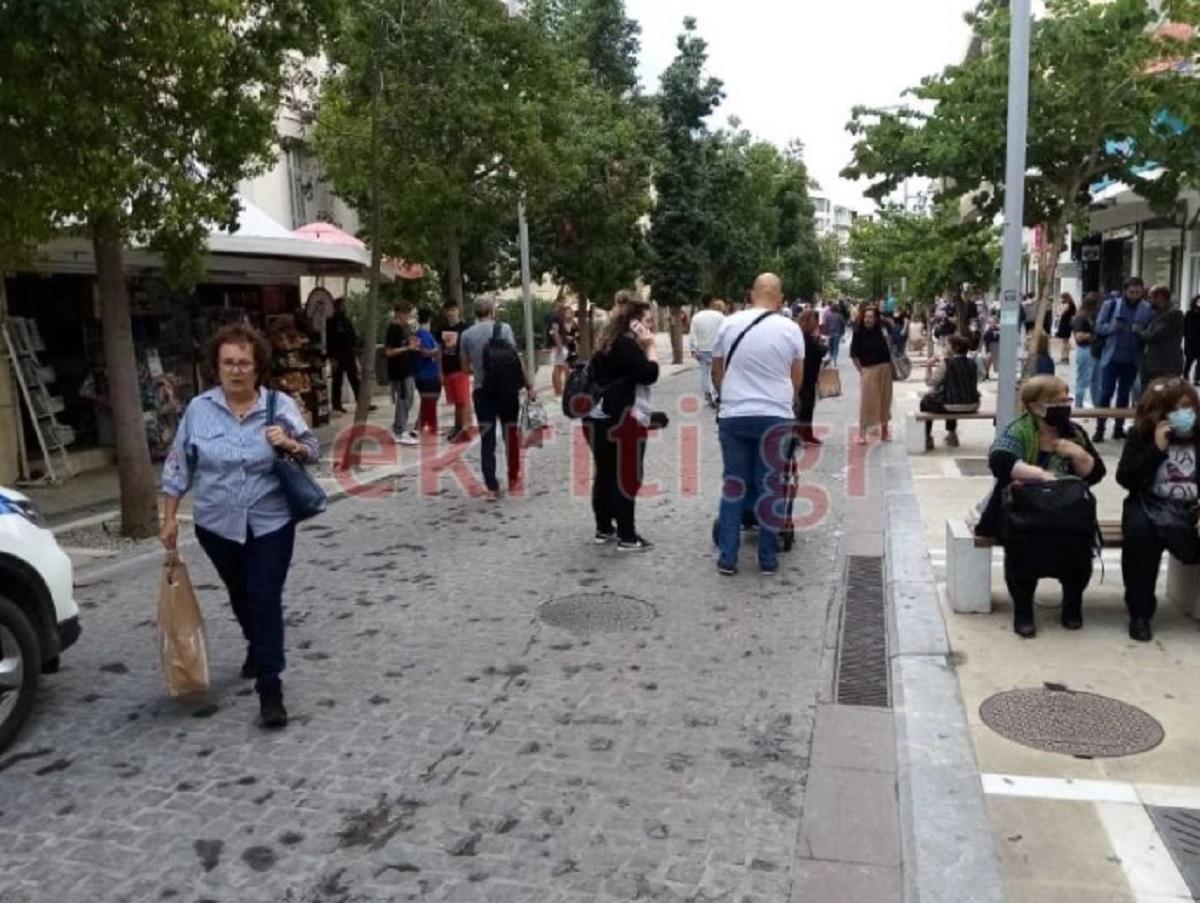 Σεισμός – Κρήτη: Έτοιμη να δώσει βοήθεια η Ευρωπαϊκή Ένωση