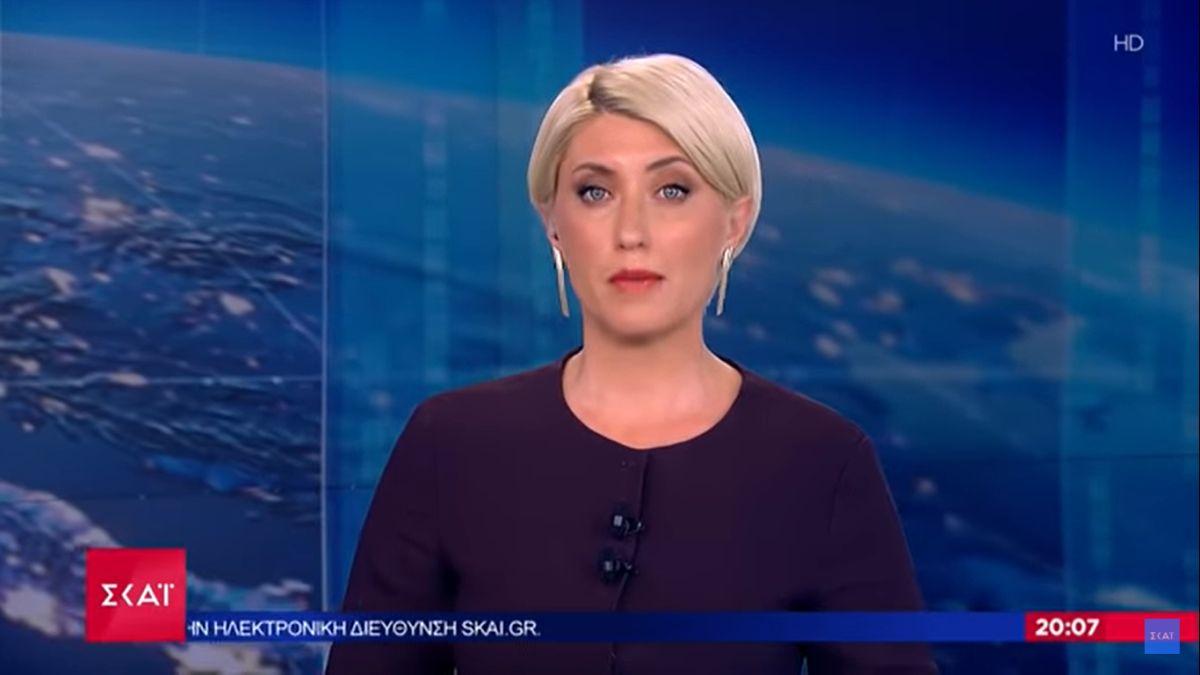 Σία Κοσιώνη: Συγκινήθηκε on air για την Ντόρα Μπακογιάννη (VIDEO)