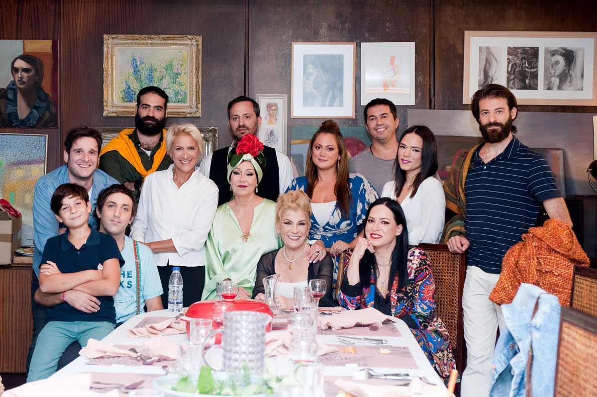 «Η τούρτα της μαμάς»: Η Μαριλού σε νέες ερωτικές περιπέτειες και η οικογένεια Βασίλαινα σε σοκ!