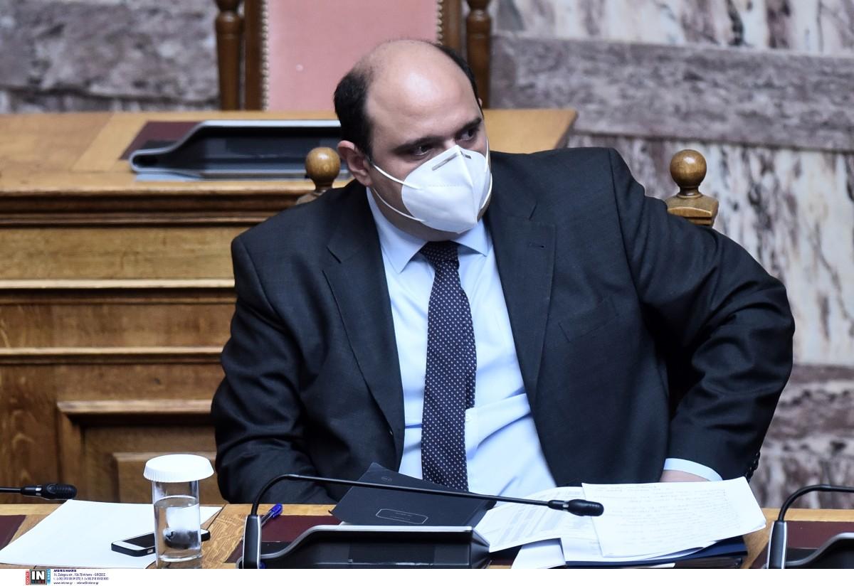 Χρ. Τριαντόπουλος: Προχωρούν οι διαδικασίες στήριξης των ρητινοκαλλιεργητών
