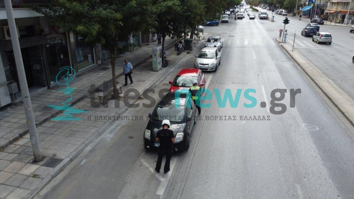 Μπαράζ κλήσεων στον ποδηλατόδρομο της Καραμανλή (ΦΩΤΟ)