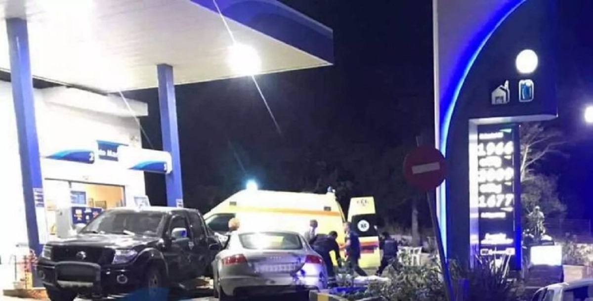 Νάξος: Σοβαρό τροχαίο σε βενζινάδικο – Ακρωτηριασμός οδηγού