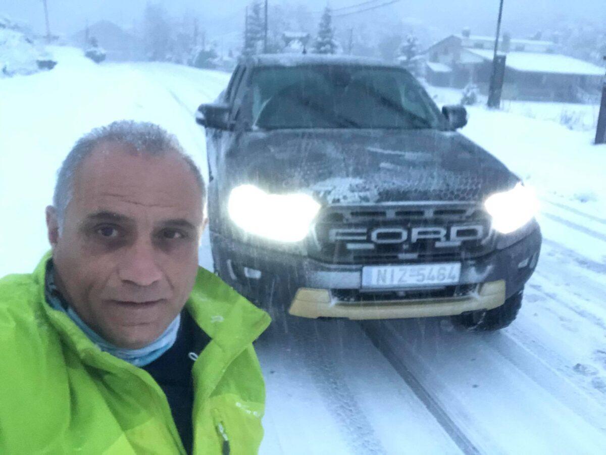 «Χτυπάει» ο Μπάλλος – Τα πρώτα χιόνια στη Φλώρινα (ΦΩΤΟ+VIDEO)