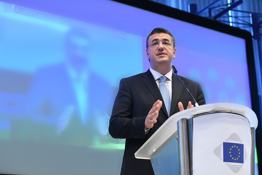 Ο Α. Τζιτζικώστας παρουσίασε το Βαρόμετρο Περιφερειών και Δήμων της ΕΕ