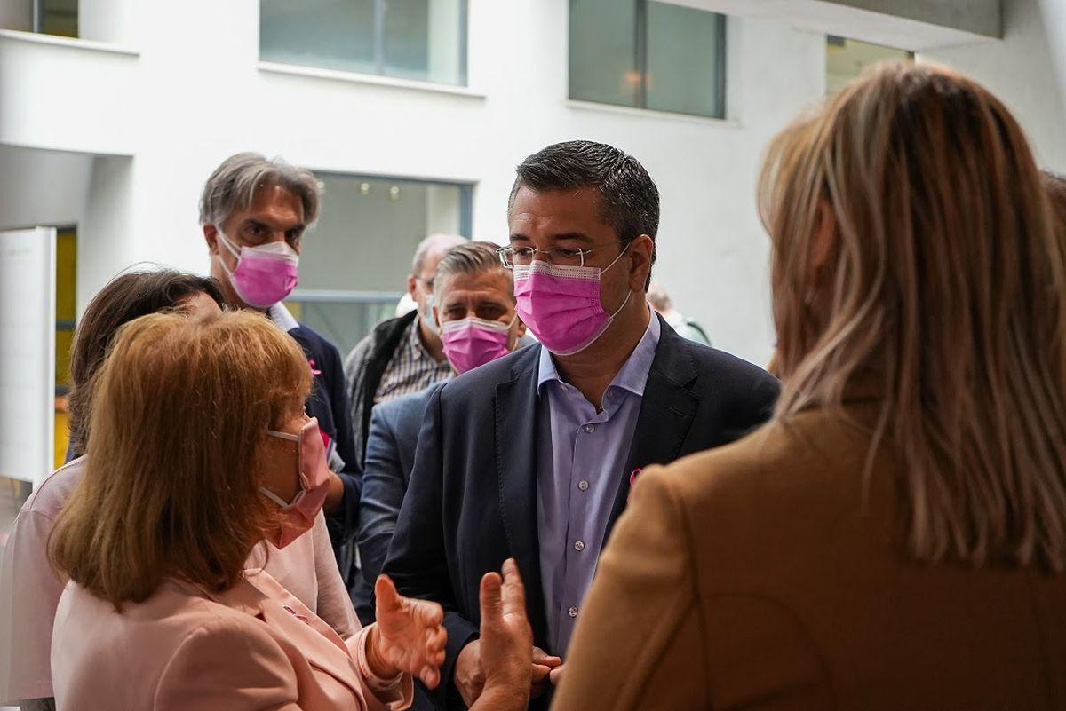 Περιφέρεια Κεντρικής Μακεδονίας: Στηρίζει για ένατη χρονιά την εκστρατεία «Sail For Pink»