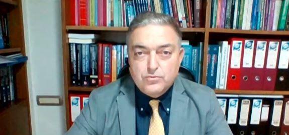 Βασιλακόπουλος: «Εκτόξευση» κρουσμάτων το επόμενο δίμηνο (VIDEO)